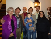 From left to right: Signe, Dick, Andrei, Alessio, Marco, Ignacio and Manuela
