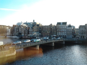 Amsterdam city center