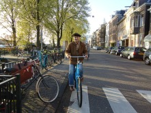 Best transport in Amsterdam
