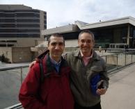 Marco Pinna and Roy Shenhar