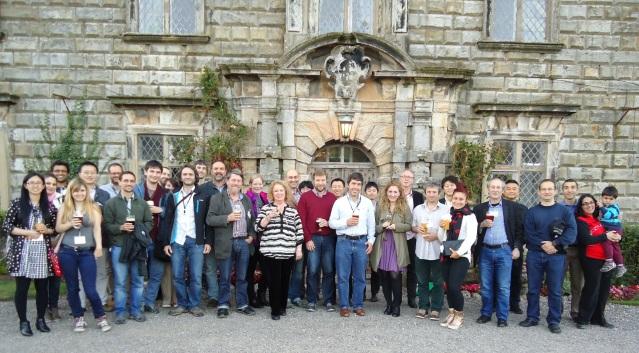 Symposium dinner on 9th September 2014