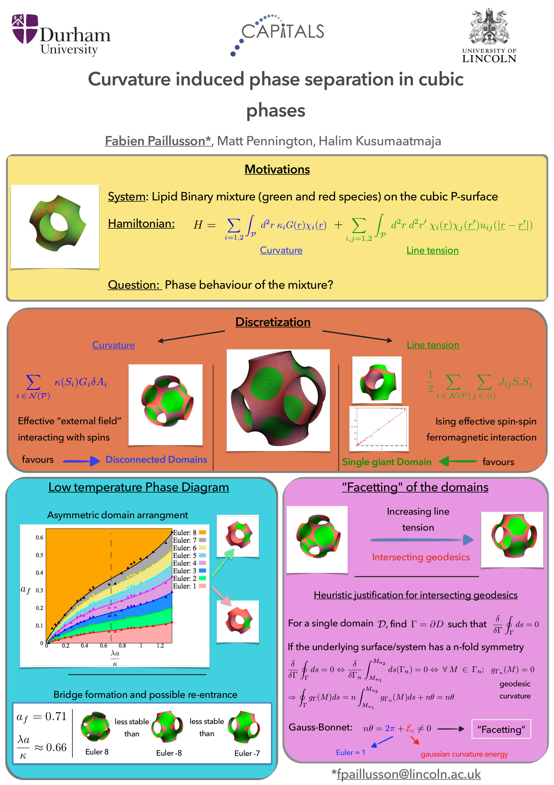 presentation in physics Physicists find symmetry elemental in describing the physical world fundamental symmetry principles dictate the basic laws of physics, control the stucture of matter, and define the fundamental forces in nature.